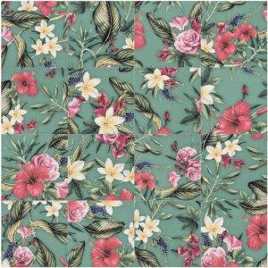 Płytki Baerwolf kolekcja Wallpaper KE-19021 Blossom Akzent