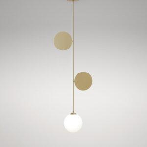 Lampa wisząca ARETI kolekcja Plates Pendant