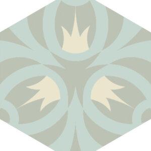 Płytki Bisazza Dal Bianco Oak Iceberg_E 20×23