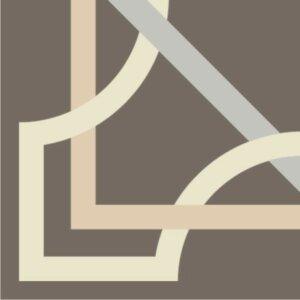 Płytki Bisazza Dal Bianco Tapic Onice_Q 20×20