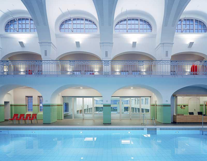 Pływalnia w Gotha