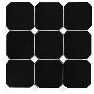 Płytki Dunin kolekcja GRANITE BLACK OCTAGON 100
