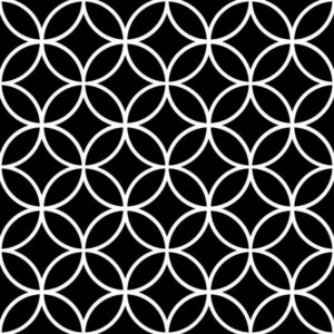 Płytki Heralgi kolekcja Patchwork Decor 1 Black