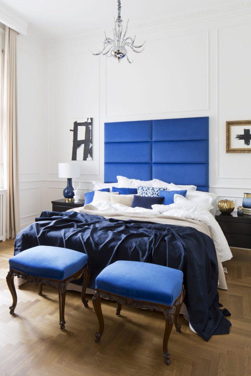 Pomysł na sypialnię (źródło: mat. pras. Wnętrza Michała)