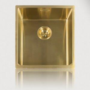 Zlewozmywak Reginox MIAMI 40×40 złoto