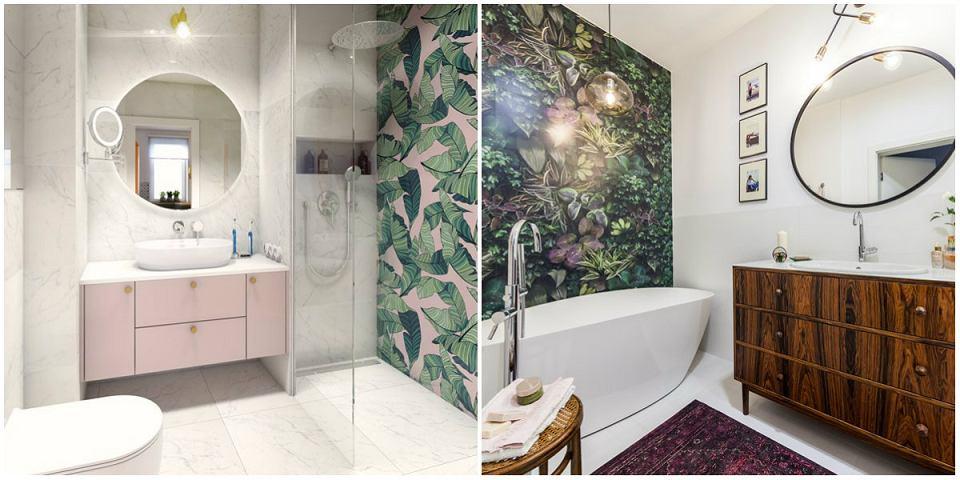 Wykorzystanie płytek tropikalnych w aranżacji nowoczesnych łazienek
