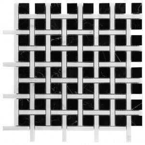 Płytki Dunin kolekcja PURE BLACK BW02