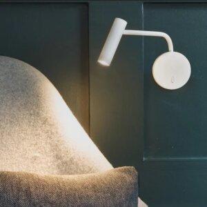 Kinkiet Astro Enna Wall, kolor biały matowy