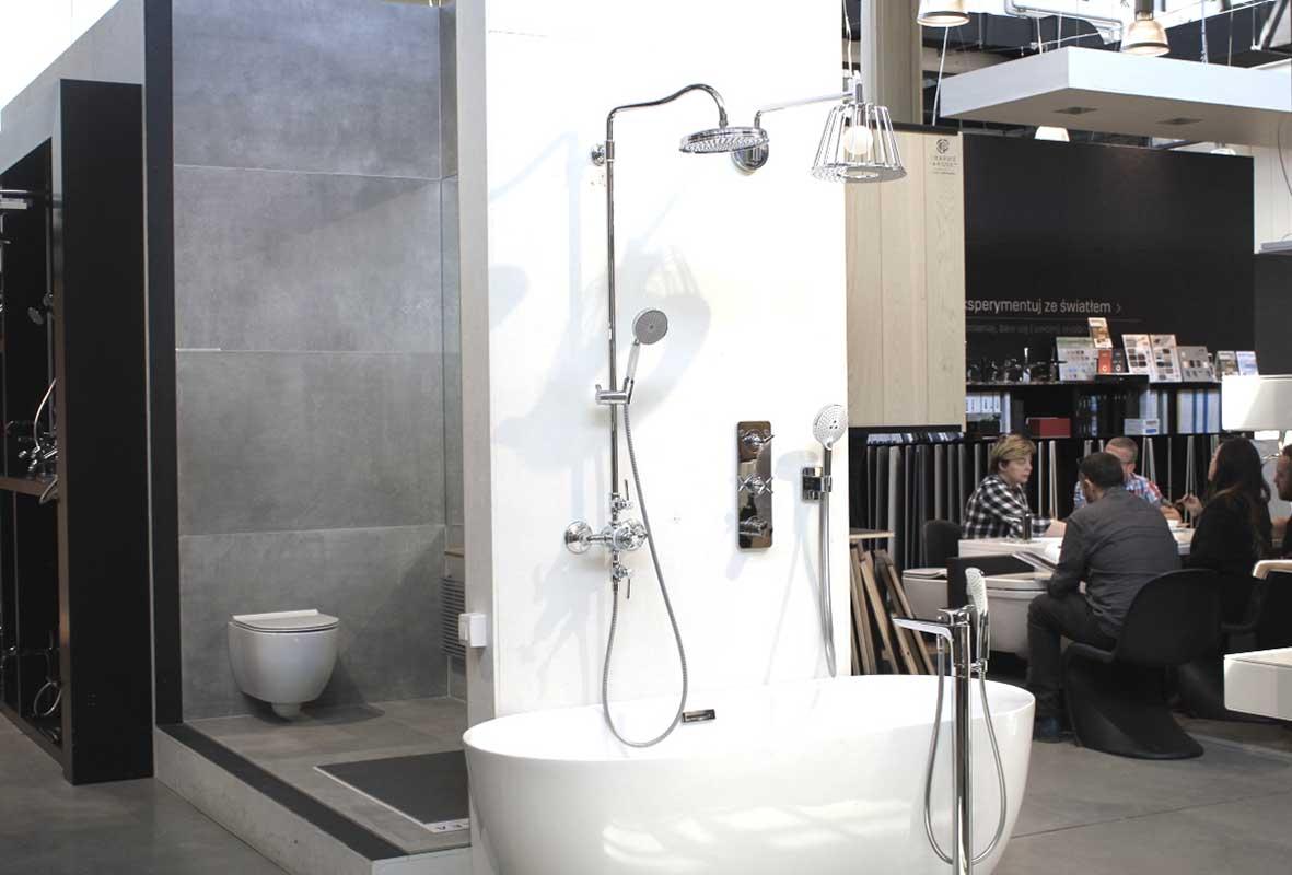 Showroom Internity Home w Warszawie - to tu kompleksowo urządzisz wnętrze