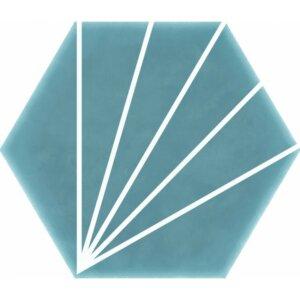 Płytki Heralgi kolekcja Striped Blue