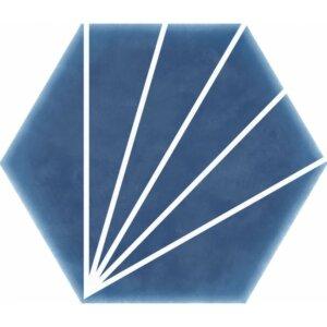 Płytki Heralgi kolekcja Striped Blue Marine