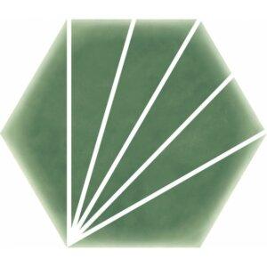 Płytki Heralgi kolekcja Striped Green
