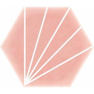 Płytki Heralgi kolekcja Striped Pink