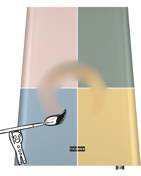 Franke Okapy Smart Deco Franke