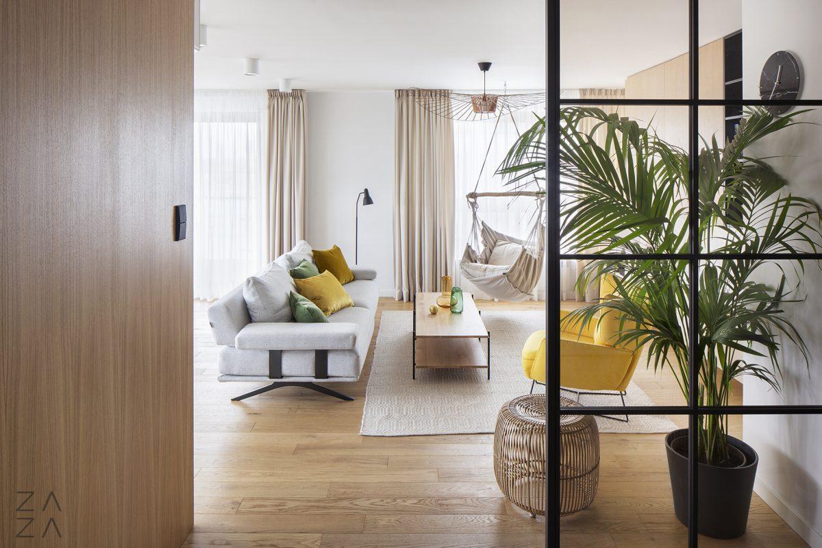 Projekt mieszkania Zaza Studio