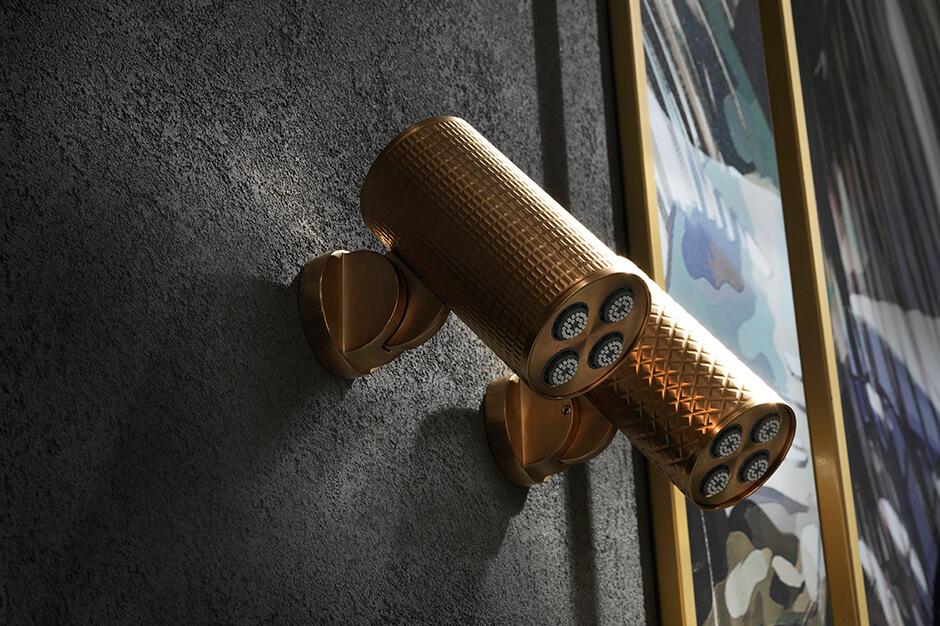 Kolekcja 316 marki Gessi jest dostępna w showroomach z Grupy Internity Home