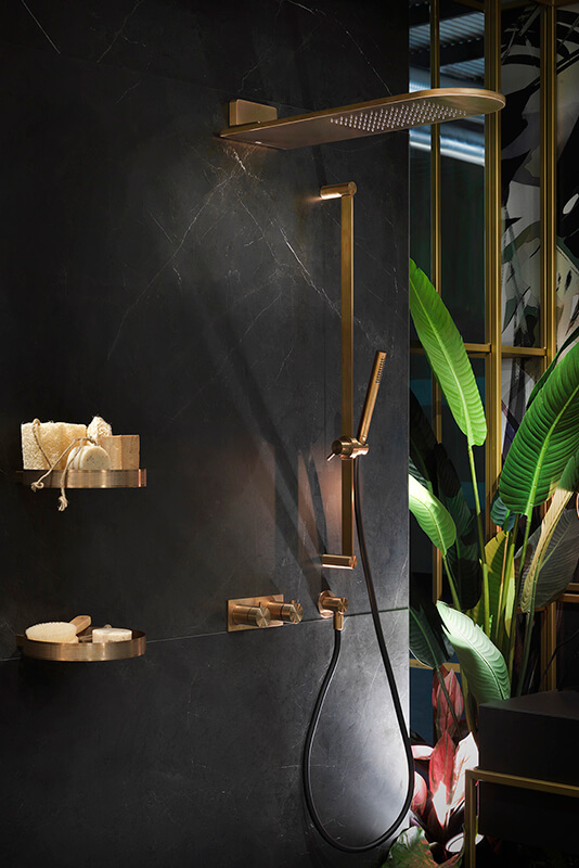Linia 316 marki Gessi jest dostępna w showroomach z Grupy Internity Home