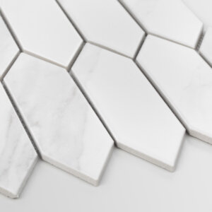 Mozaiki Raw Decor HEKSALONG MARBLE, MAT – KOLEKCJA MARBLE