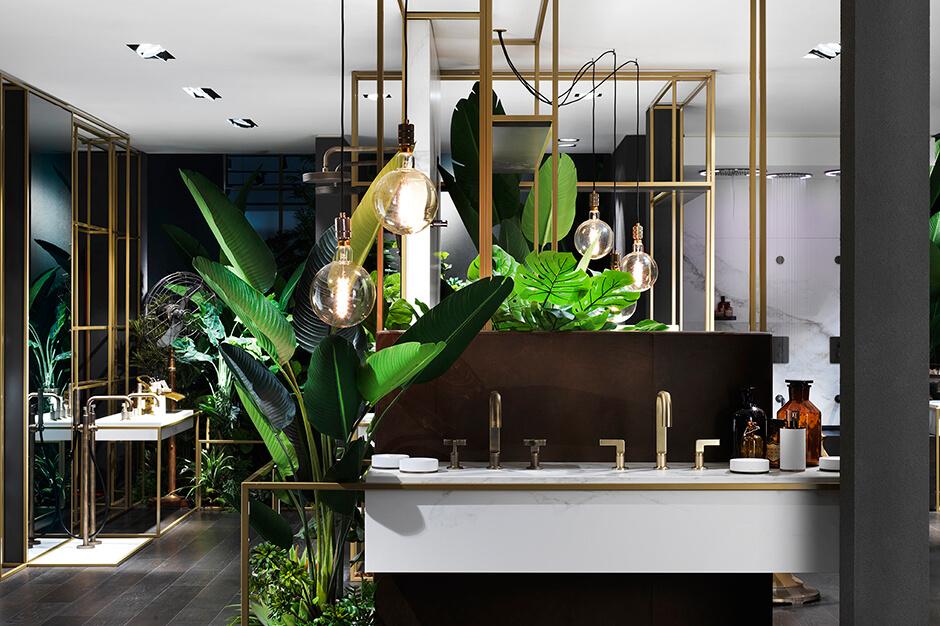 Linia Inciso marki Gessi jest dostępna w showroomach z Grupy Internity Home