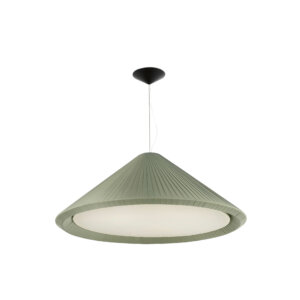 Lampa Faro HUE IN Olive green pendant lamp ø1300