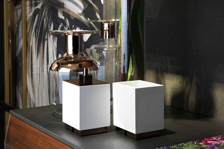 Kolekcja Rettangolo K marki Gessi jest dostępna w showroomach z Grupy Internity Home