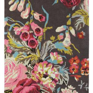 Kolorowy Dywan w Kwiaty – TAPLETON PARK ROSEWOOD