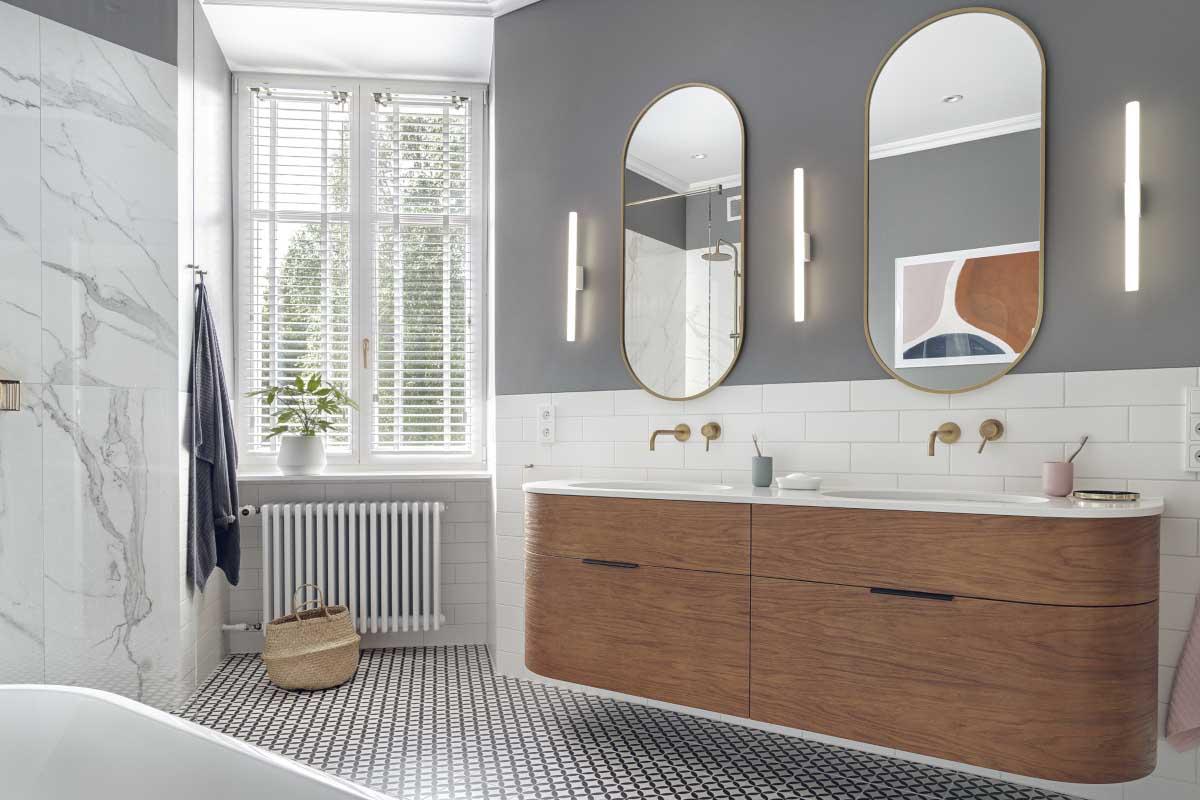 Salon kąpielowy | proj. luumo, zdj. Tom Kurek