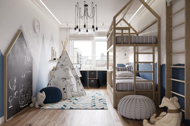 Magiczny pokój dziecka