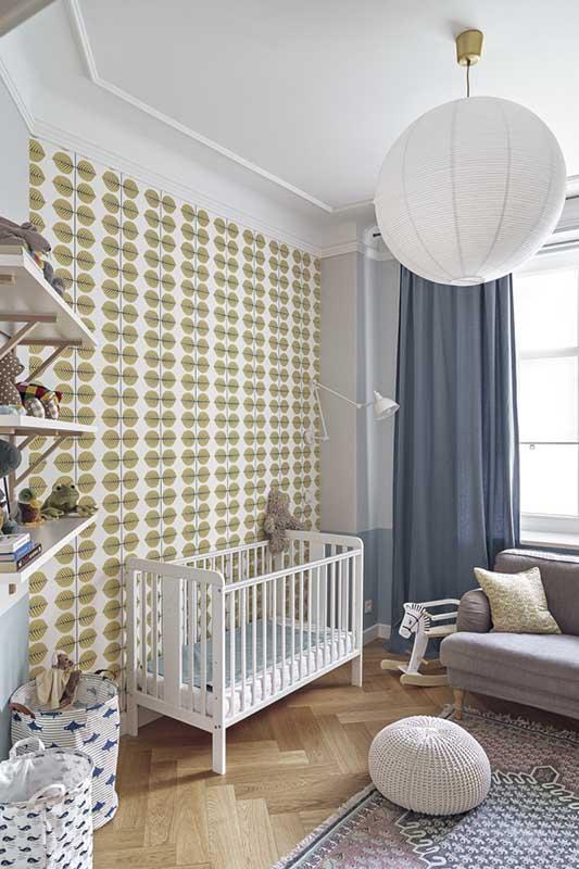 Pokój dziecka | proj. luumo, zdj. Tom Kurek