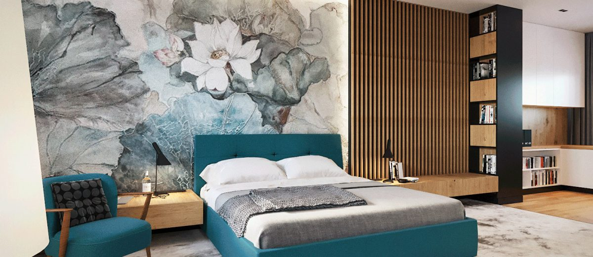 Sypialnia | proj. Motyw Design