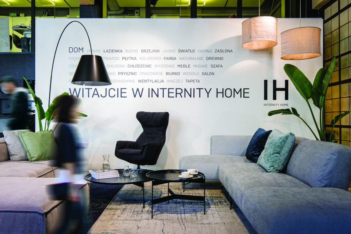 Showroom Internity Home przy ul. Duchnickiej 3 na warszawskim Żoliborzu