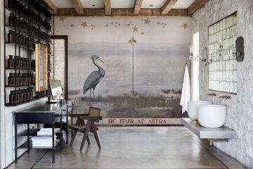 Tapeta Cristallino z nowej kolekcji Wet System od Wall & Deco