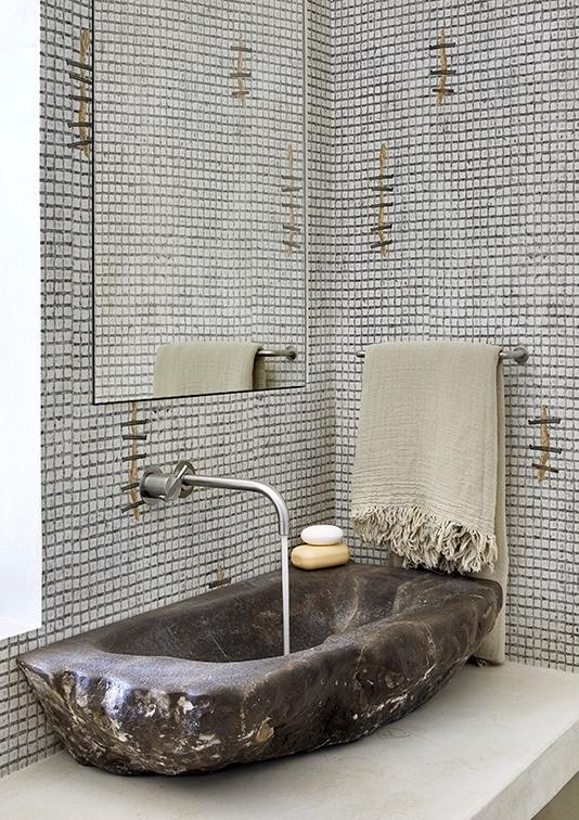 Tapeta Day After Day z nowej kolekcji Wet System od Wall & Deco