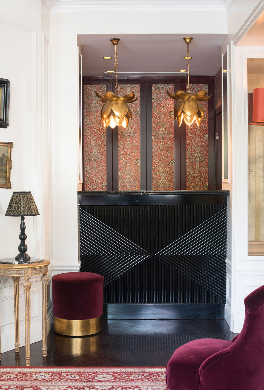 MAISON MALESHERBES, Hôtel bourgeois Paris - 2017