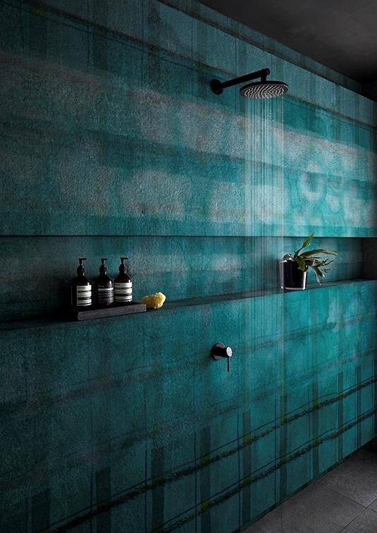 Tapeta Italian Dandy z nowej kolekcji Wet System od Wall & Deco