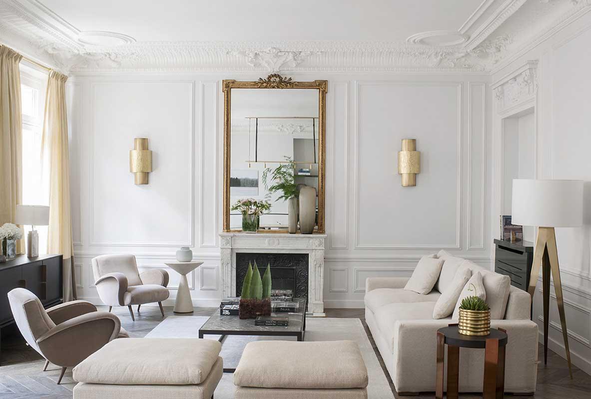 MARBEUF, Appartement Paris - 2018