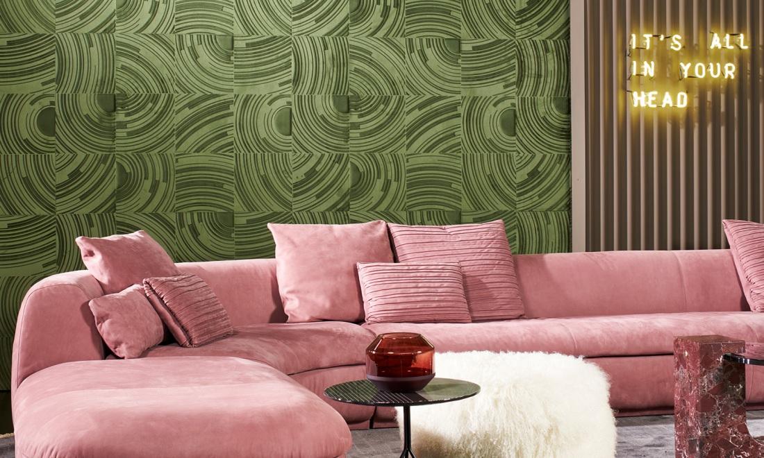 Nowa kolekcja marki Arte -Velveteen Twirl | produkty tego brandu są dostępne w naszych showroomach: Internity Home i Prodesigne