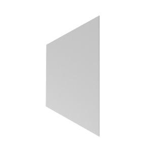 Płytki Wow Design Trapezium Floor 10×23 Ice White Matt