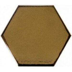 Płytki Equipe Scale Hexagon Metallic 12,4 x 10,7