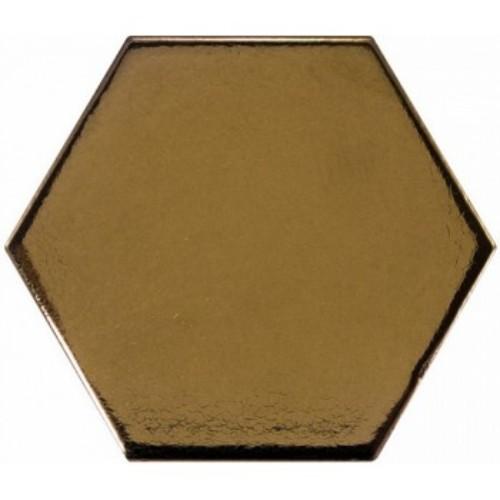 Płytki Equipe Scale Hexagon Metallic