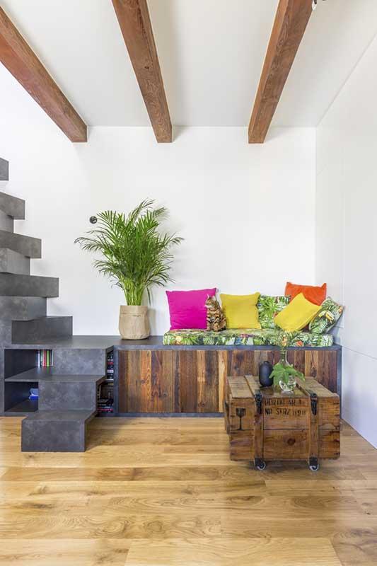 Projekt i realizacja One Design, arch. Joanna Rej