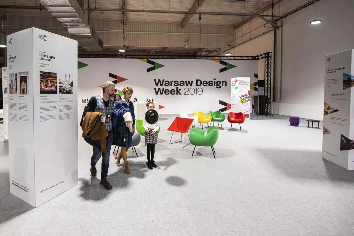Stoisko Warsaw Design Week