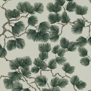 Tapeta Sand Berg kolekcja Nippon seria Pine Green