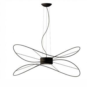 AXO Light lampa wisząca HOOPS black
