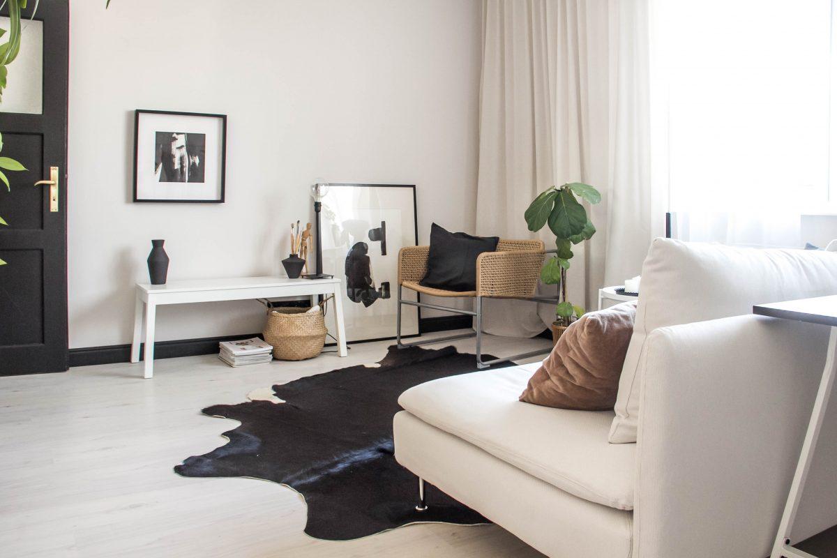 Metamorfoza kawalerki 36 m2 w piękne mieszkanie w stylu francuskim | proj. Nadia Mitłosz