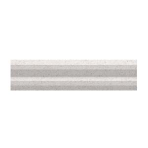 Płytki Wow Design Stripes 7,5×30 cm kolor White Stone