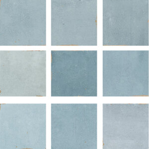 Płytki Wow Design kolekcja Mestizaje Zellige Decor Aqua Gloss