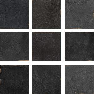 Płytki Wow Design kolekcja Mestizaje Zellige Decor Graphite Gloss