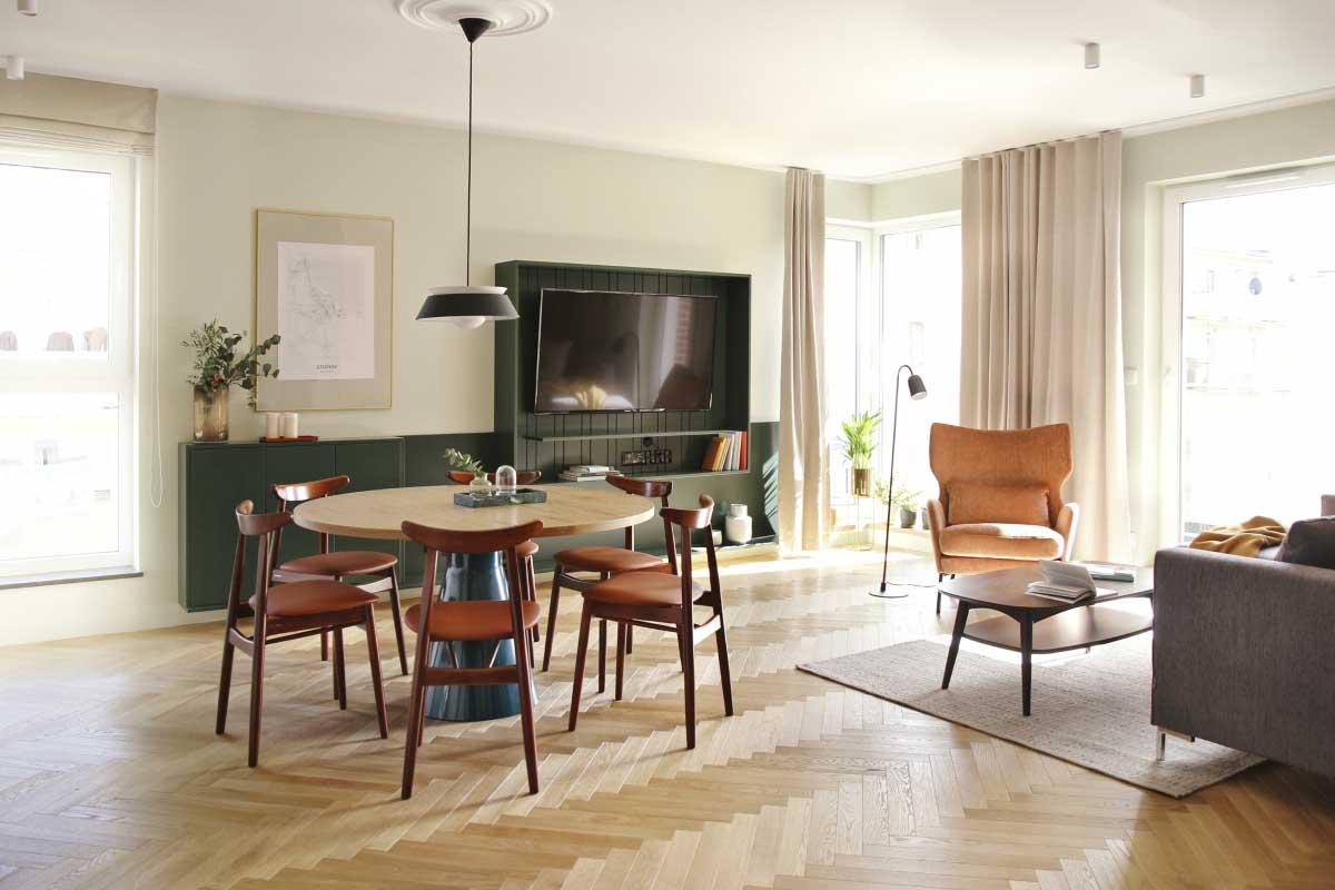 Najpiękniejsze apartamenty na wynajem