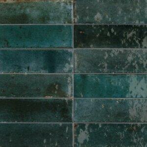 Płytki Marazzi Lume blue lux 6×24